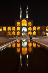Amir Chakhmaq Complex, Yazd, Iran (Rowan Castle) Tags: img5230 yazd iran amirchakhmaq