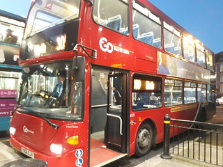 Go north east 6135
