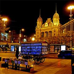 Budapest - Nyugati Station (pom'.) Tags: panasonicdmctz101 november 2018 hungary europeanunion budapest station nyugati nyugatistation 100 people books 200 300