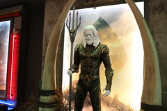 """Aquaman Costume from Justice League (2017) • <a style=""""font-size:0.8em;"""" href=""""http://www.flickr.com/photos/28558260@N04/31252075117/"""" target=""""_blank"""">View on Flickr</a>"""