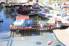 """Lego Hollywood area of Miniland • <a style=""""font-size:0.8em;"""" href=""""http://www.flickr.com/photos/28558260@N04/31365315127/"""" target=""""_blank"""">View on Flickr</a>"""
