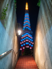 東京鐵塔|Tokyo Tower (里卡豆) Tags: 東京都 日本 jp olympus panasonicleicadg818mmf2840 asia panasonic leica dg 818mm f2840 penf japan tokyo 東京 東京鐵塔