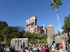 Florida Day 4 - 111 Disneys Hollywood Studios Tower of Terror (TravelShorts) Tags: wdw walt disney world disneys hollywood studios florida orlando fantasmic frozen vine star wars tower terror