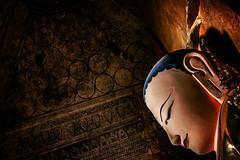 A Bagan Buddha, Myanmar (El-Branden Brazil) Tags: myanmar burma burmese monks buddhism buddhist southeastasia asian asia bagan temples happyplanet asiafavorites