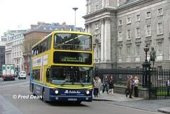 Dublin Bus AV76 (00D40076). (Fred Dean Jnr) Tags: april2005 dublin dublinbus busathacliath dublinbusyellowbluelivery volvo b7tl alexander alx400 dublinbusroute11 av76 00d40076 collegegreendublin x945ycc dbrook