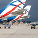 Frankfurt Airport:CargoLogicAir Boeing 747-428F(ER) B744 G-CLBA
