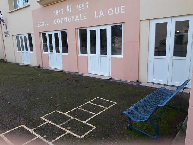 Travaux d'économies d'énergie école Didier Lapeyre