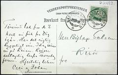 postkort (Avtrykket) Tags: frimerke posthorn postkort poststempel bygland austagder norway