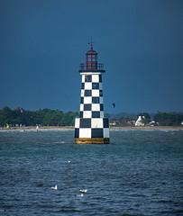 La Perdrix (ThibaultPoriel) Tags: tourelle phare laperdrix bretagne sea ocean brittany îletudy loctudy