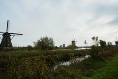 Kinderdijk (Nederland) (saigneurdeguerre) Tags: europe europa nederland paysbas zuid holland hollande kinderdijk digue dijk molen moulin mild moinho eau water wasser ponte antonioponte aponte ponteantonio saigneurdeguerre canon 5d mark iii 3 eos