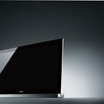 ハイビジョン液晶テレビの写真