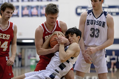DSC_5726_1 (K.M. Klemencic) Tags: hudson high school boys basketball explorers brecksville bees ohio suburban league ohsaa