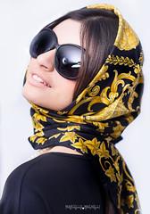 Sixties's Diva (marcello.machelli) Tags: diva sixties 60 annisessanta sessanta glasses occhiali 60ies foulard woman donna ragazza girl smile sorriso beauty fashion italian italiana giulia giuliamassi modelling nikon portrait ritratto nikond810 studio classy classe rich 1960
