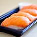 Lightness of sushi