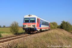ÖBB: Rh 5047 095, Marchegg (A) (Alexandre Zanello) Tags: öbb 5047 marchegg wien hbf hauptbahnhof ostbahn niederösterreich autriche österreich austria
