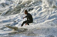 0L8A6529 (supercrans100) Tags: seal beach big waves backwash surfing body bodyboarding skim boarding drop knee