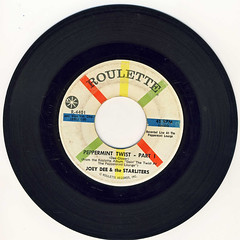 Peppermint Twist - Part I (epiclectic) Tags: joedeeandthestarliters 1961 epiclectic vinyl rip vintage record single 45