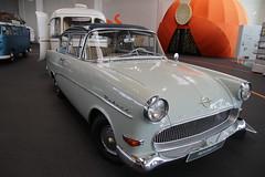 Opel Rekord P1 (1959) (Mc Steff) Tags: opel rekord p1 1959 erwinhymermuseum