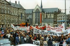 golfoorlog_jan-91-3 (k.stoof1) Tags: demonstration demonstratie gulf war golfoorlog amsterdam