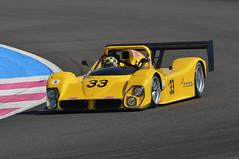 Ferrari 333 SP (jfhweb) Tags: jeffweb sportauto sportcar racecar voituredecollection voiturehistorique voituredecourse courseautomobile circuitpaulricard circuitducastellet lecastellet 10000toursducastellet 10000tours globalendurancelegends ferrari 333sp