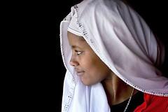 Uno sguardo aggraziato (daniele romagnoli - Tanks for 25 million views) Tags: romagnolidaniele etiopia ethiopia africa portrait ritratto face afrique sguardo look