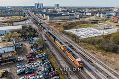 BNSF 9030 | EMD SD70ACe | BNSF Thayer South Subdivision (M.J. Scanlon) Tags: bnsf9030 bnsf9910 bnsfrailway bnsfthayersouthsubdivision business capture cargo commerce dji digital drone emd engine freight haul horsepower image impression landscape locomotive logistics mjscanlon mjscanlonphotography mavik2 mavik2zoom memphis merchandise mojo move mover moving outdoor outdoors perspective photo photograph photographer photography picture quadcopter rail railfan railfanning railroad railroader railway sd70ace sd70mac scanlon steelwheels super tennessee track train trains transport transportation view wow ©mjscanlon ©mjscanlonphotography unitedstates us
