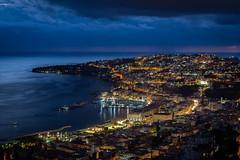 Mergellina (Giuseppe Carrella) Tags: mergellina napoli italy cityscape nightscape sea coast