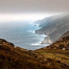 Irish Cliffs - Ireland - Seascape photography