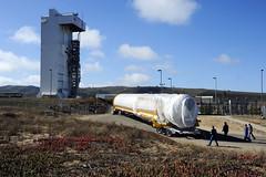 Atlas V First Stage (Sabri KARADOĞAN) Tags: nasa ldcm satellite space earthscience rocket atlasv