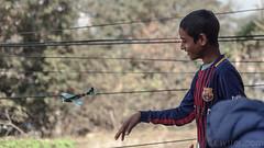 Aeroplane fun I (#Weybridge Photographer) Tags: canon 5d mk ii mkii sl dslr eos adobe lightroom nepal asia kathmandu orphanage orphan child children boy polystyrene aeroplane airplan plane toy fun