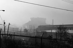Weirton Steel #17L (rpantaleo) Tags: weirton westvirginia unitedstates us weirtonsteel steelmill rustbelt blackandwhite