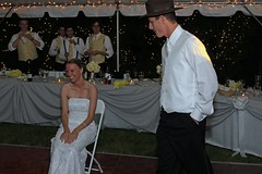 "The Garter Toss • <a style=""font-size:0.8em;"" href=""http://www.flickr.com/photos/109120354@N07/45193307115/"" target=""_blank"">View on Flickr</a>"