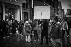 Advent message #1 (Oregami) Tags: evangelist fundamentalist manchester streetphotography stphotographia