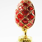 Red Faberge Egg thumbnail