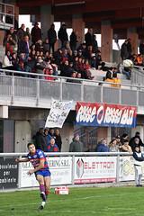"[2018/19 TOP12/8] Kawasaki Calvisano vs FEMI-CZ Rovigo 20-27 (rugbyrovigodelta) Tags: la femicz rugby rovigo delta espugna il ""pata stadium"" vincendo con bonus 2720 contro kawasaki robot calvisano"
