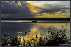 Sultry Basin (itsallgoodamanda) Tags: shoalhaven sea seascape southcoast stgeorgesbasin seascapephotography sunset sunsetphotography sky skyreflections skyscape itsallgoodamanda photography photoborder peaceful paradisebeach sanctuarypoint amandarainphotography australia australianphotography australianlandscape australiassouthcoast jervisbayphotography jervisbay coastallandscape coastal clouds coastline colourfullandscape coast cloudreflections colourfulsunset calmocean ocean seaside serene mountainranges silhouetteyacht landscape landscapephotography landscapecoast lateafternoon oceansunset