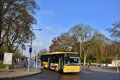 Metz - Irisbus Citelis 12 - 27/11/18 (Jérémy P.) Tags: metz moselle lorraine grandest bus transports articulé irisbus citelis citelis12 standard