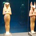 King Tutankhamun's tomb goods: Horus and Anubis statuettes DSC_0968