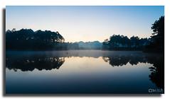 Ban Ang Lake (Yellow Autumn) Tags:
