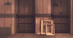 all will be forgotten (~Rinnybird~) Tags: valium apple fall af nutmeg decor secondlife rinnybird alchemi sl doors wood frames vintage shadow