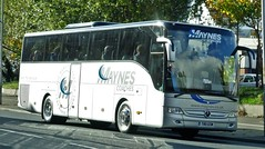 Maynes of Buckie Coaches Mercedes Benz T80 GSM (sab89) Tags: maynes buckie coaches mercedes benz t80 gsm