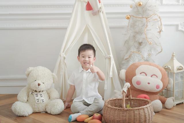 台南兒童寫真|純真乾淨的天使風格|愛情街角