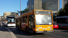 AMT 3839 (Lu_Pi) Tags: amt genova autobus bus iveco iveco490 turbocity turbocityur brignole amtlinea36 albaro principe