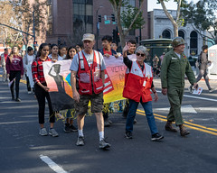 RC SJ Vet Parade 2018-2177 (American Red Cross of Silicon Valley) Tags: americanredcross siliconvalleychapter veteransdayparade sanjose markbutler