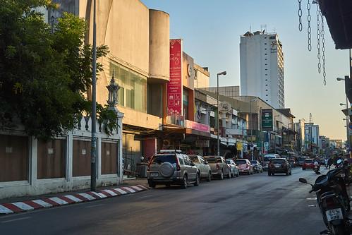 Chiang Mai Streetscape