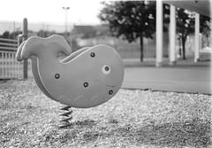 Playground- whale (egmccrea) Tags: playground nostalgia monochrome