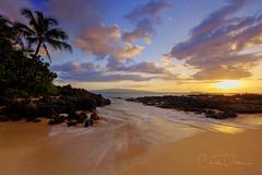 Maui's Way (Chad Dutson) Tags: beach chad chaddutson clouds dusk dutson evening hawaii island islands landscape light mar maui mauis nature ocean oceanscape rock rocks sea seascape shore sun sunset wave waves way wild wilderness