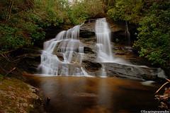 Nellies+1_0038_TCW (nickp_63) Tags: nellies falls nantahala national forest north carolina nc waterfall creek jackson county long exposure nature cascade