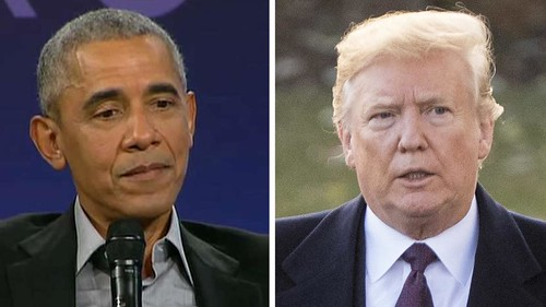 FOX NEWS: Obama takes thinly veiled shots at Trump