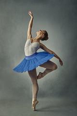 La Danza - Paula (jmsoler) Tags: ballet 2018 zaragoaza danza ballerina estudio jmsoler artesescénicas color godooxad600pro